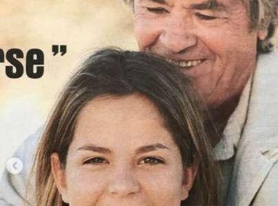 Anouchka Delon rend hommage à son père Alain Delon : ces anciens clichés inédits publiés sur Instagram