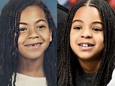 Blue Ivy : à 8 ans, elle est désormais le sosie de sa mère Beyoncé