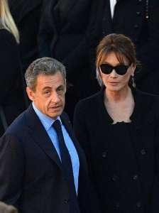 Carla Bruni et Nicolas Sarkozy : enfin des photos frontales de leur fille Giulia !