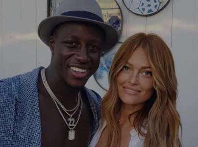 Caroline Receveur : Vacances à St Tropez avec... un joueur de l'équipe de France !