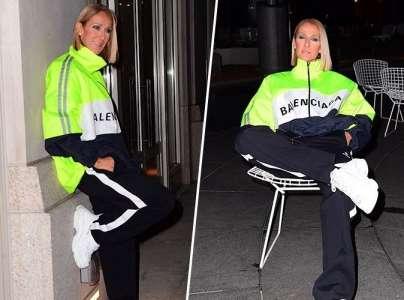 Céline Dion : sa sortie en jogging Balenciaga fait le buzz