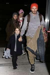 David Beckham fête ses 44 ans : Retour ses plus belles photos avec ses enfants