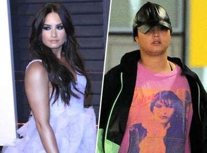 Demi Lovato tristement méconnaissable : la chanteuse comme vous ne l'avez jamais vue...