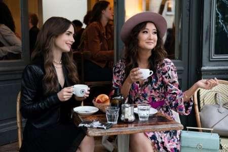 Emily in Paris : stoppez les tenues de la nouvelle série phare de Netflix