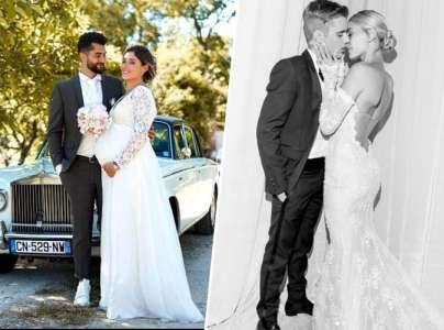 Jesta Hillmann, Nabilla Benattia, Hailey Baldwin... retour sur les plus beaux mariages de l'année 2019
