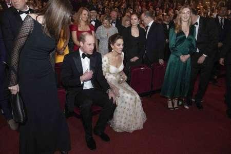 Kate et William aux Baftas : la blague grinçante de Brad Pitt qui aurait pu jeter un froid !