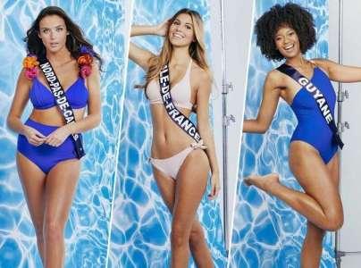 Miss France 2021 : découvrez les photos des 29 Miss Régionales en maillot de bain !