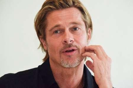 Brad Pitt en fauteuil roulant... Les images chocs !