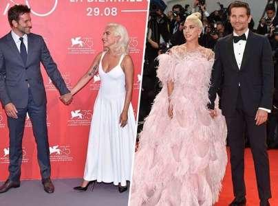 Bradley Cooper et Lady Gaga : Complices et main dans la main à Venise !