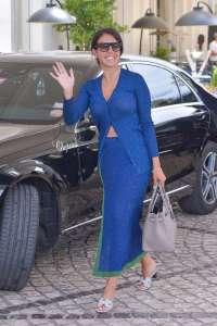 Festival de Cannes : flop pour la compagne de Cristiano Ronaldo ? Sa robe... plutôt étrange !