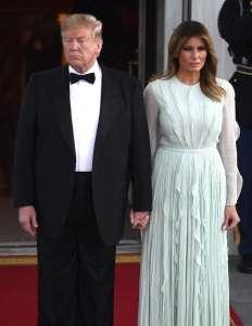 Melania Trump : le prix astronomique de sa garde-robe en 2019 !