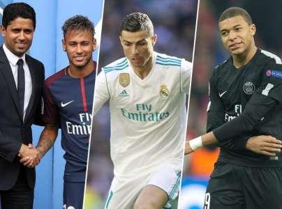Neymar, Cristiano Ronaldo, Kylian Mbappé... ces footballeurs gâtés par le père noël avant l'heure