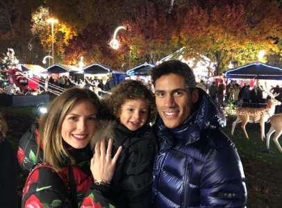 Raphaël Varane papa pour la deuxième fois... Découvrez la première photo de sa fille !