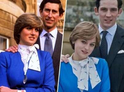 The Crown (Netflix) : zoom sur les tenues iconiques de Lady Diana qui ont été recrées pour Emma Corrin