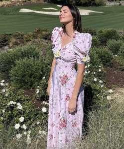 Notre sélection de robes à fleurs pour copier le look printanier de Kendall Jenner