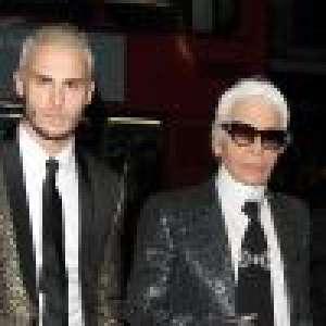 Mort de Karl Lagerfeld : Dévasté, Baptiste Giabiconi est