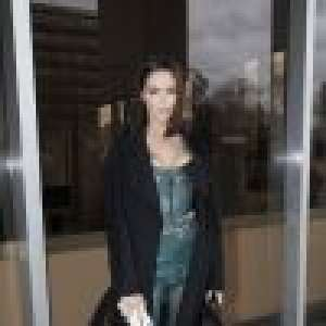 Nabilla : Tenue transparente renversante pour la Fashion Week de Paris