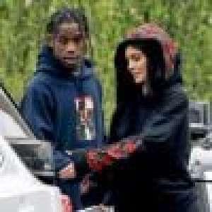 Kylie Jenner, 20 ans, est enceinte de Travis Scott... Une surprise bien cachée !