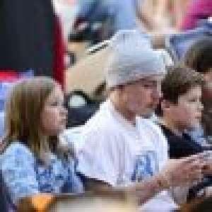Brooklyn Beckham : Pique-nique avec ses frères et Harper