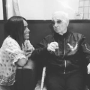 Amel Bent dévastée par la mort de Charles Aznavour:
