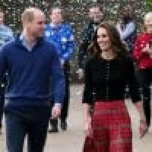 Kate Middleton, duchesse des neiges : C'est déjà Noël avec le prince William