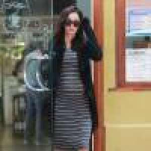 Megan Fox enceinte : Elle dévoile un baby bump rebondi pour une nouvelle sortie