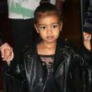 Kim Kardashian : Maman gaga, elle fête les 3 ans de sa petite North à Disneyland
