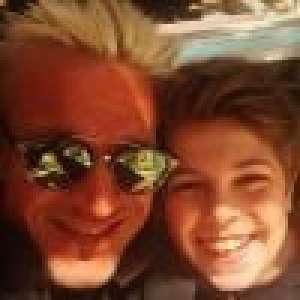 Flavie Flament et Benjamin Castaldi : Leur fils Enzo, 13 ans, devient youtubeur