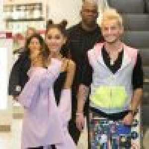 Ariana Grande : Son frère Frankie est en couple avec deux hommes mariés !
