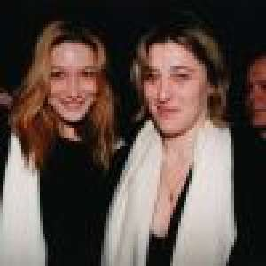 Carla Bruni et sa soeur Valeria Tedeschi enfants : Une adorable photo souvenir