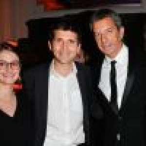 Thomas Sotto Michel Cymes Et Leurs Epouses Soiree Chic Pour Le Prix D Amerique Sur Buzz Insolite Et Culture
