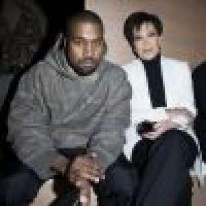 Kanye West : Grosses disputes avec Kris Jenner et Kim Kardashian