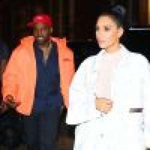 Kim Kardashian : Kanye West lui chante son amour pour son anniversaire
