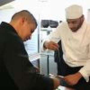 Top Chef : Un ex-candidat coache un apprenti dans