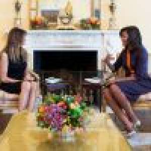 Melania Trump et Michelle Obama : La rencontre des First Ladies que tout oppose