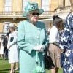 Elizabeth II : Garden party à Buckingham, la reine s'échauffe pour le mariage