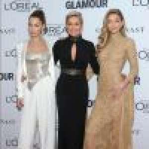 Gigi et Bella Hadid : Duo irrésistible devant la jeune maman Serena Williams