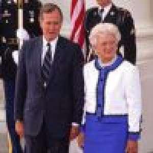 Mort de Barbara Bush : Déclaration d'amour de George H. W. Bush, 93 ans