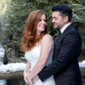 Rebecca Mader (Once Upon A Time) : Son mariage avec Marcus Kayne en photos