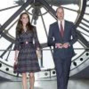 Kate Middleton et William à Paris : Une première visite grandiose et romantique