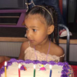 Kim Kardashian : Son adorable petite North West fête son 4e anniversaire