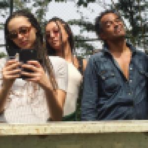 Yannick Noah : Ses enfants complices pour une belle photo de famille