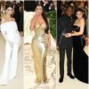 Met Gala 2018 : Kim Kardashian, Kylie et Kendall Jenner en force !