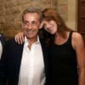 Carla Bruni termine sa tournée au Liban : Nicolas Sarkozy est son premier fan