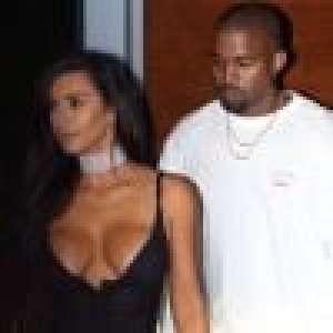 Kim Kardashian : Toujours au chevet de Kanye West, elle