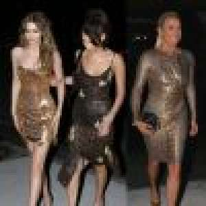 Gigi et Bella Hadid : Divines avec leur maman pour l'anniversaire de Gigi