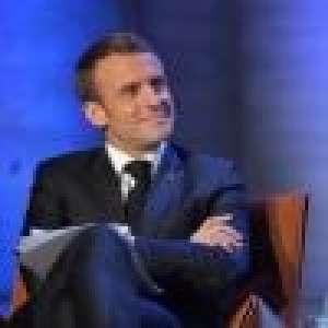 Emmanuel Macron critiqué par Trump, un footballeur star promet de