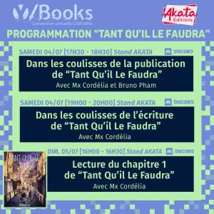 Les Editions Akata à Y/Books 2020