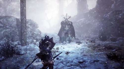 Dark Souls III The Ringed City Review: The end of Dark Souls