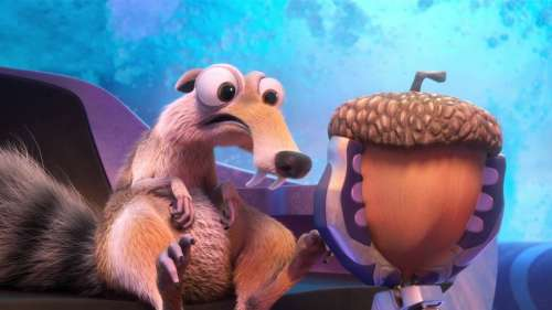 Best Scenes From Movie «Ice Age: Collision Course»